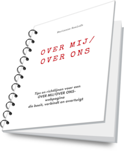 Over mij Over ons pagina - gratis download